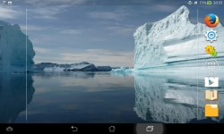 Icebergs Live Wallpaper screenshot 3/6