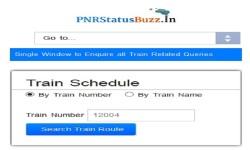 PNR Status Buzz screenshot 5/5