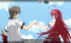 High School DxD screenshot 1/4