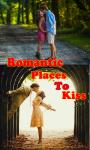 Romantic Places To Kiss screenshot 1/4