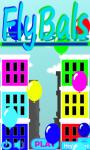 FlyBals screenshot 2/3