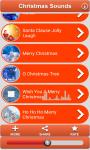 Christmas Sounds Ringtones screenshot 1/4