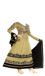 Anarkali dress suit screenshot 3/4