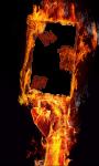 Pic of Fire photo frame  screenshot 4/4