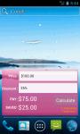 Discount Calculator Widget screenshot 1/4