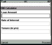 EMiCalc screenshot 1/1