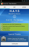 HAYS-Files and Folders Protection screenshot 1/2