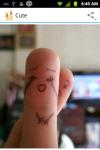Finger Art Funny Finger Images screenshot 4/4