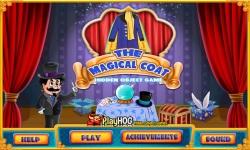 Free Hidden Objects Games - The Magical Coat screenshot 1/4