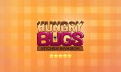 Hungry Bugs: Kitchen Invasion screenshot 1/6