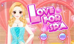 Love For Spa screenshot 1/3