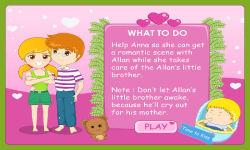Baby sitters Love Story screenshot 2/5