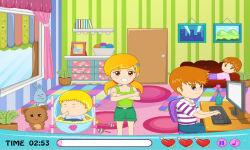 Baby sitters Love Story screenshot 4/5