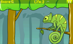 Chameleon: Catch The Fly screenshot 2/6
