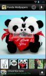 Panda Wallpaper screenshot 1/4