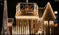 Animated Christmas House screenshot 1/4