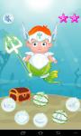 New Born Baby Mermaid screenshot 4/5