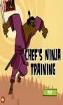 Chef ninja game  screenshot 3/6