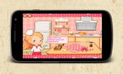 My Lovely Cake Pop screenshot 1/3
