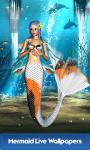 Mermaid Live Wallpapers Best screenshot 1/6