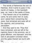 VerseWise Bible Douay-Rheims screenshot 1/1