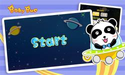 Space Panda by BabyBus screenshot 1/5