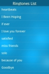 My Mobile Ringtones screenshot 1/5