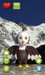 Talking Baby Eagle screenshot 1/3