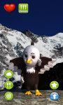 Talking Baby Eagle screenshot 3/3