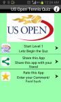 Unofficial US Open Tennis Quiz screenshot 1/4