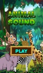 Animal Sounds Learn With Fun screenshot 1/4