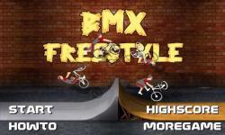 Bmx Stuntbiker screenshot 2/4