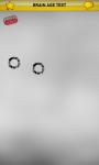 Brain Age Test Game screenshot 1/1