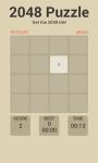 2048 Puzzle Game Free screenshot 1/6