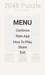 2048 Puzzle Game Free screenshot 2/6