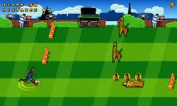 Football Run Paris screenshot 1/2