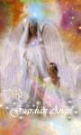 3D HD Angel Live Wallpaper screenshot 1/3