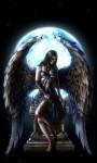 3D HD Angel Live Wallpaper screenshot 2/3