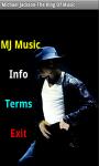 Michael Jackson Music Never Dies screenshot 2/4
