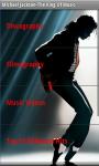 Michael Jackson Music Never Dies screenshot 3/4