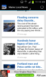 Maine Local News screenshot 1/3