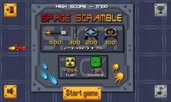 Space Scramble screenshot 1/6