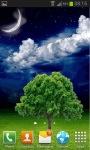 Night Tree Live Wallpaper screenshot 3/3