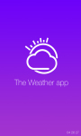The Weather Application screenshot 1/6