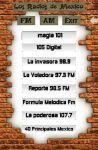 Los Radios de Mexico screenshot 3/4