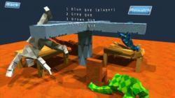 Sumotori Dreams final screenshot 2/6