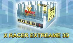 X Racer Extreme 3D screenshot 1/6
