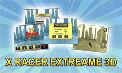 X Racer Extreme 3D screenshot 2/6