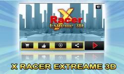 X Racer Extreme 3D screenshot 3/6