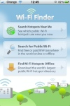 Wifi Finder for Android screenshot 2/2
